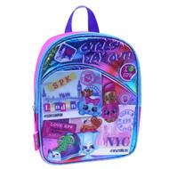 Shopkins Girls' Mini Children's Backpack