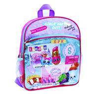 Shopkins Girls' 12 Inch Children's Backpack