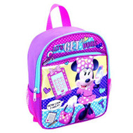 "Disney Minnie Mouse 10""  Mini Toddler Backpack"