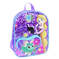 """Disney Tangled """"Listen to Your Dreams""""10 inch Mini Backpack"""
