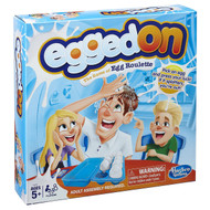 Hasbro Egged On Game- Egg Roulette
