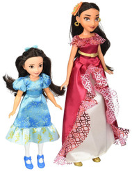 Disney Princess Elena of Avalor & Princess Isabel Doll