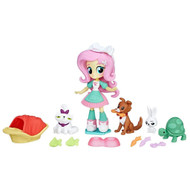 My Little Pony Fluttershy Pet Spa Doll Playset