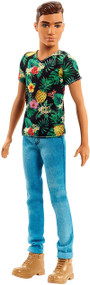 Barbie Fashionistas Tropical Vibes Ken Doll