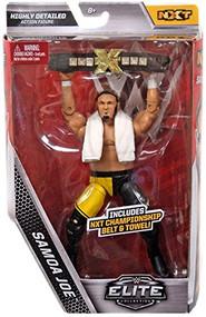 WWE  Samoa Joe Exclusive Action Figure