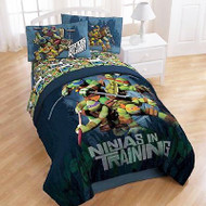 Teenage Mutant Ninja Turtles Dark Ninja Twin / Full Size Comforter