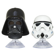 Star Wars Die Cast Darth Vader and Stormtrooper