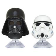 Star Wars Die Cast Darth Vader and Stormtrooper