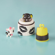 Littlest Pet Shop Black & White Pet Pack- Collection 2