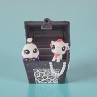 Littlest Pet Shop Black & White Pet Pack- Collection 3