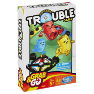 Hasbro Pop-O-Matic Trouble Grab & Go Game