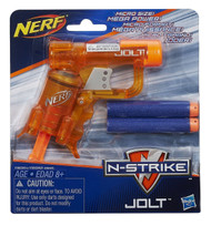 Nerf N-Strike Jolt Blaster Orange