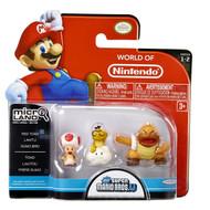 NINTENDO Mario Bros U Micro Figure