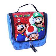 Super Mario Luigi Toad Insulated Nintendo Lunch Box Kit