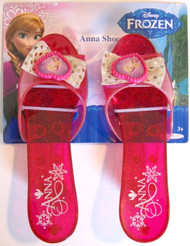 Disney's Frozen - Anna Dress Up Shoes