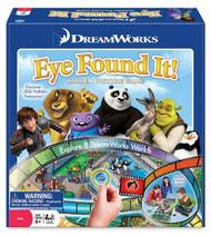 Wonder Forge Dreamworks Eye Found It! Game
