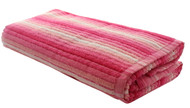 Pink Cabana Ombre Beach Towels - 1 Pack
