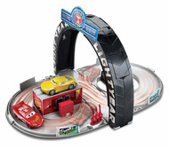 Cars 3 Piston Cup Portable Playset