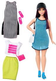 Barbie Fashionistas Doll, Curvy Dark-Haired