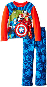 Avengers Pajamas Set