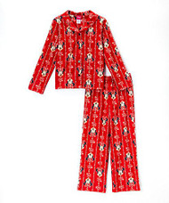 Disney Minnie Mouse Pajamas Set - Size 8