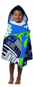 Star Wars Classic Cotton Hooded Bath Towel