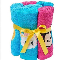 Disney Tsum Tsum 6-pack Washcloths