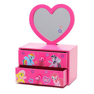 My Little Pony 2-in-1 Jewelry Box with Removable Mirror