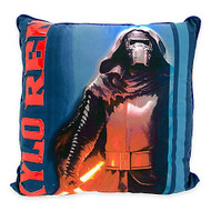 Star Wars Episode VII: The Force Awakens Kylo Re Throw Pillow