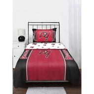 Buccaneers Twin/Full Comforter