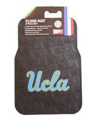 NCAA UCLA Bruins Car Front Floor Mat Set