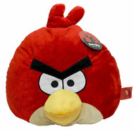 Rovio Angry Birds Bird Pillow, Red
