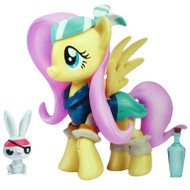 Fluttershy Pirate Pony figure with pet