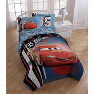 Disney/Pixar Cars 95 Full Reversible Comforter Set