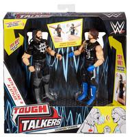 WWE Tough Talkers Seth Rollins & AJ Styles FigureWWE Tough Talkers Seth Rollins & AJ Styles Figure