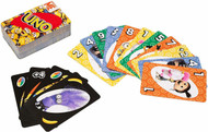Mattel Games UNO Despicable Me Card Game