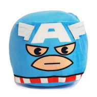 Captain America Plush Mini Travel Pillow