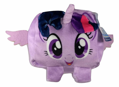 Twilight Sparkle Plush Mini Travel Pillow