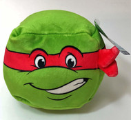 TMNT Raph Plush Mini Travel Pillow