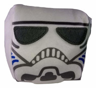 Storm Trooper Plush Mini Travel Pillow