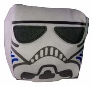 Storm Trooper Plush Mini Travel Pillow