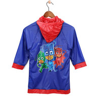 PJ Masks Blue and Red Rain Slicker