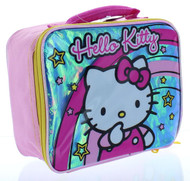 Hello Kitty Stars and Rainbows Lunch Bag