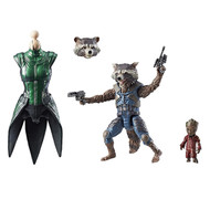 GOTG Rocket Raccoon & Groot, 6-inch