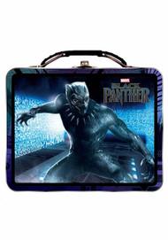 Black Panther Marvel Superhero Large Carry All Tin