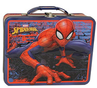 Marvel Spiderman Large Carry All Tin