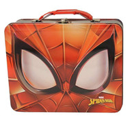 Marvel Spiderman Large Carry All Tin Box