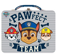 Paw Patrol A PAWfect Team Tin Lunch and Storage Box