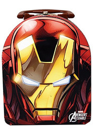 Marvel Avengers Iron Man Shape Metal Tin Box