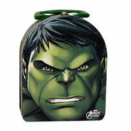 Marvel Avengers Hulk Shape Metal Tin Box